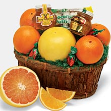 Al's Family Farms Florida Sunshine Basket