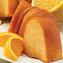 Honeybell Orange Lover's Cake