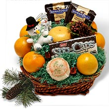 Tis The Season Basket
