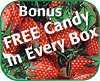 FREE CANDY in every Citrus box!