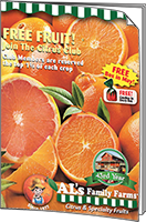 2016 Citrus Club Brochure